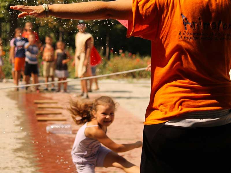 Cantieri della solidarietà volontariato estivo per giovani